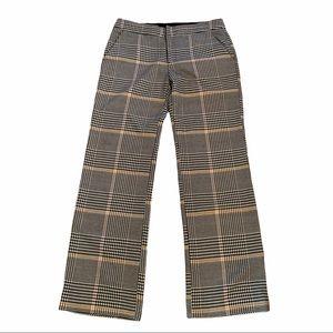 3/$20 - BOSTON PROPER Houndstooth Pants Size 8